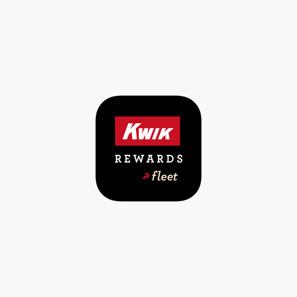 Kwik Rewards Fleet on the App Store