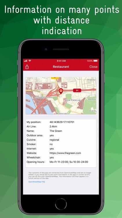 Bratislava Offline Map screenshot-6