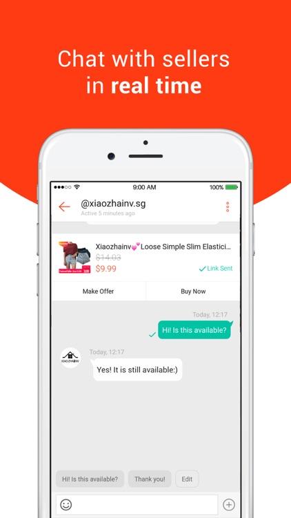Shopee SG:Hot Deals Best Price screenshot-4