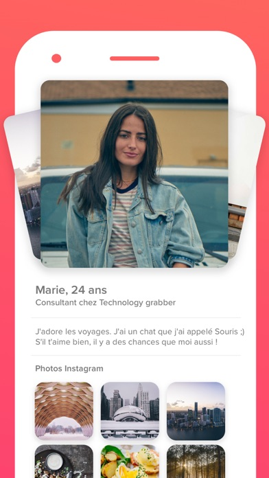 Tinder pour Android