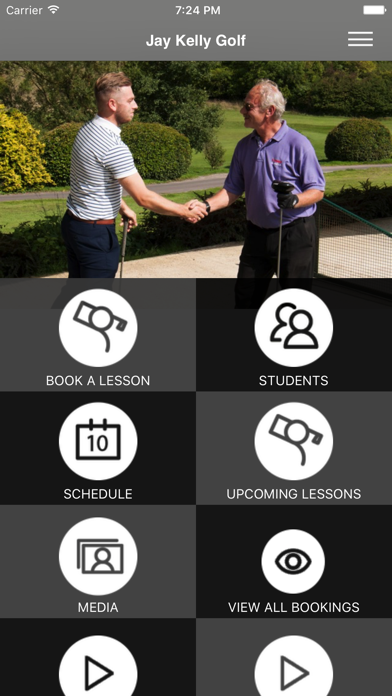 Jay Kelly Golf screenshot three