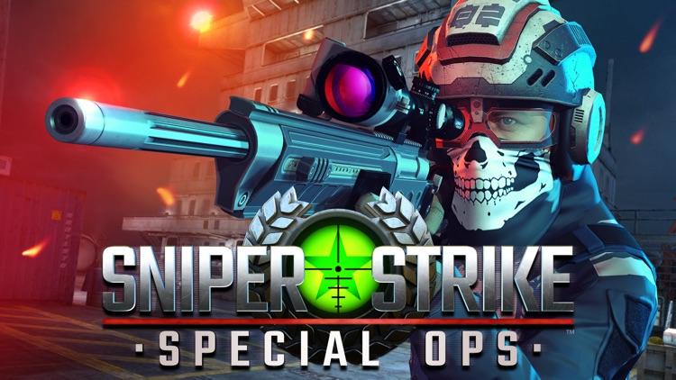 Sniper Strike: Shooting Game screenshot-0