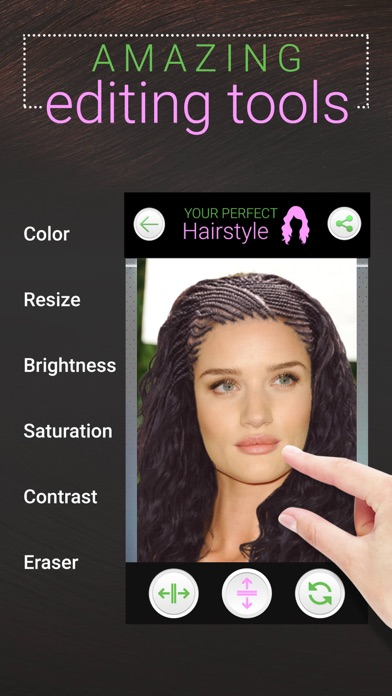 Perfect Hairstyle-Women & Men 4