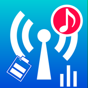 Battery and Data Alarmer icon