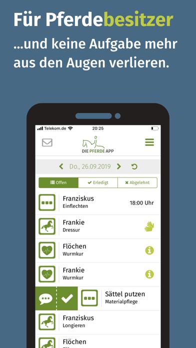 Die Pferde AppScreenshot von 4