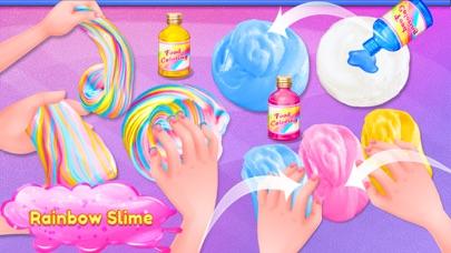 DIY Fluffy Slime Maker screenshot three