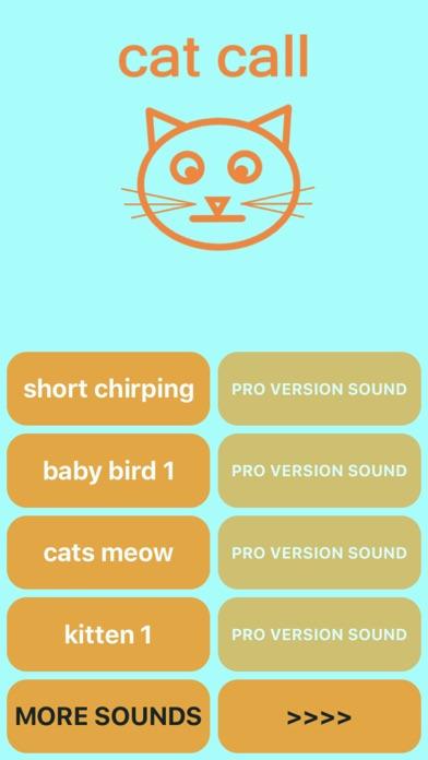cat call screenshot one