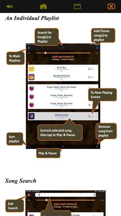 Karaoke Easy Listening Player screenshot-5