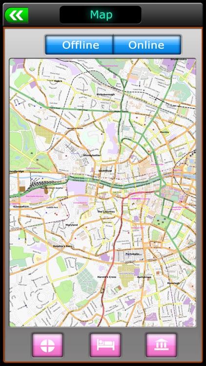 Dublin Offline Map Travel screenshot-5