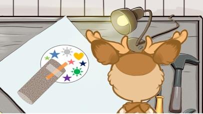 Little Deer & the Kaleidoscope app image