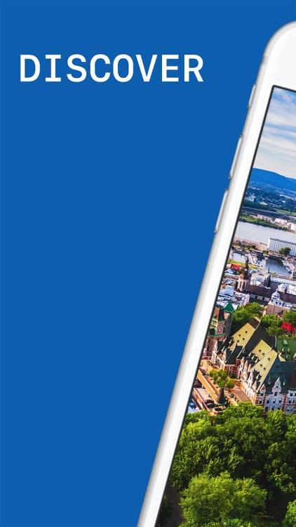 Quebec City Travel Guide screenshot-0