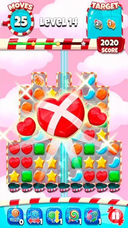 Candy Pop - Match 3 Jam screenshot-3