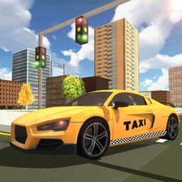 Taxi Driver Life in Gta City