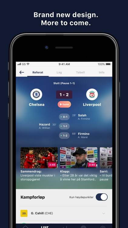 TV 2 Sporten for iPhone screenshot-5