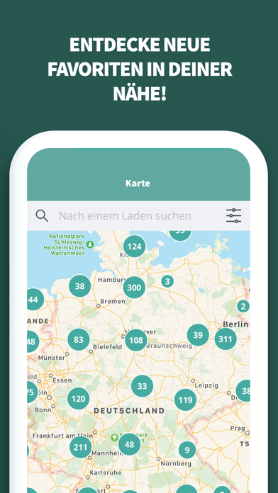 Screenshot for Too Good To Go in Germany App Store