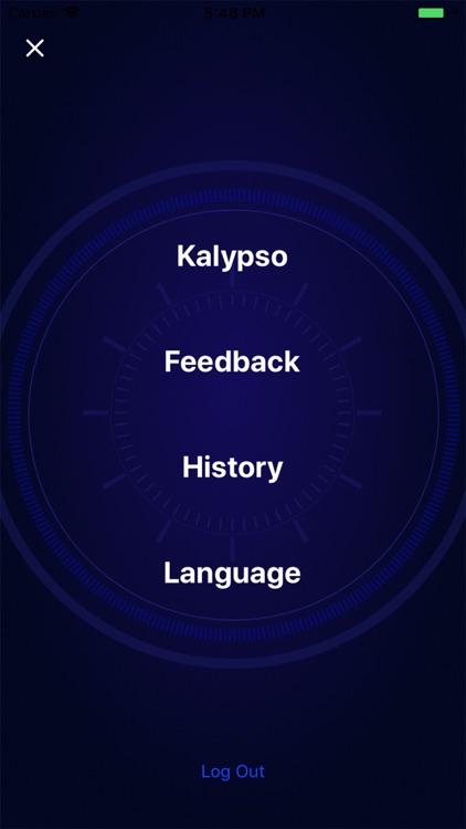 Kalypso Application screenshot-3