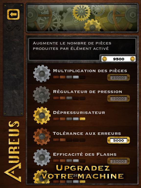 Screenshot #5 pour Aureus Prime