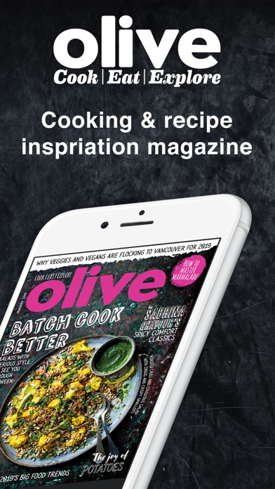 olive Magazine - Food Recipes for pc