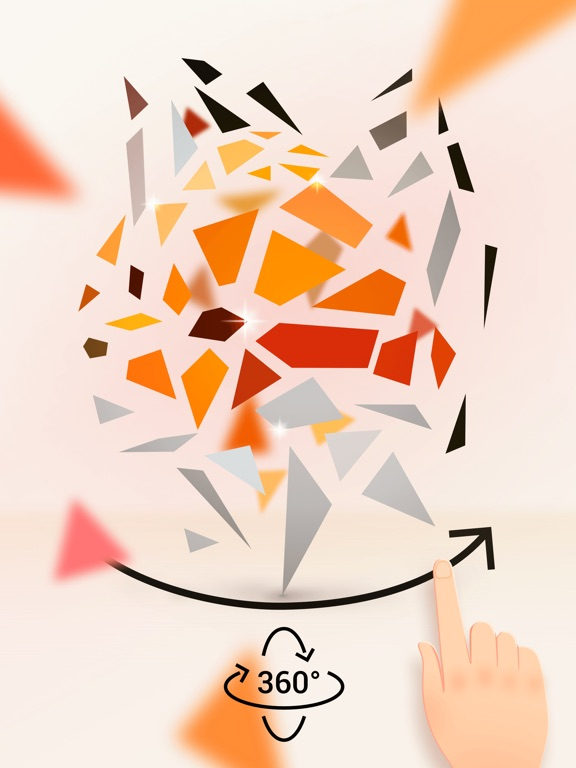 LOVE POLY - NEW PUZZLE GAME screenshot 9