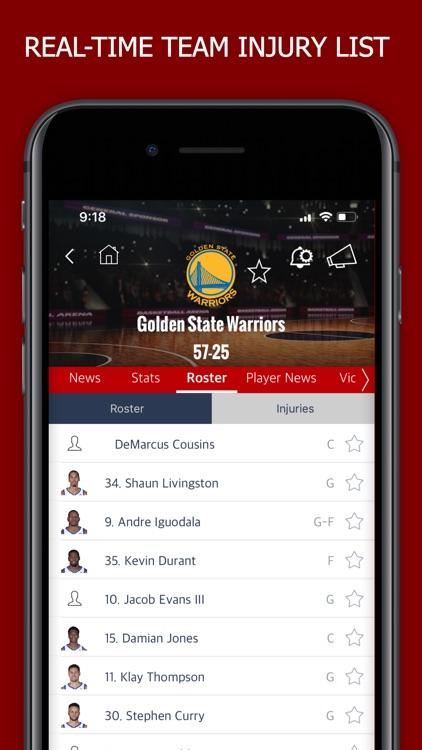 Yellfy Sports: Scores & News screenshot-6