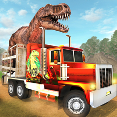 Offroad Dino Delivery Truck