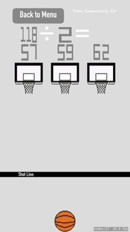 Math Mastery Basketball iphone images