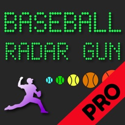 Baseball Radar Gun Pro Speed