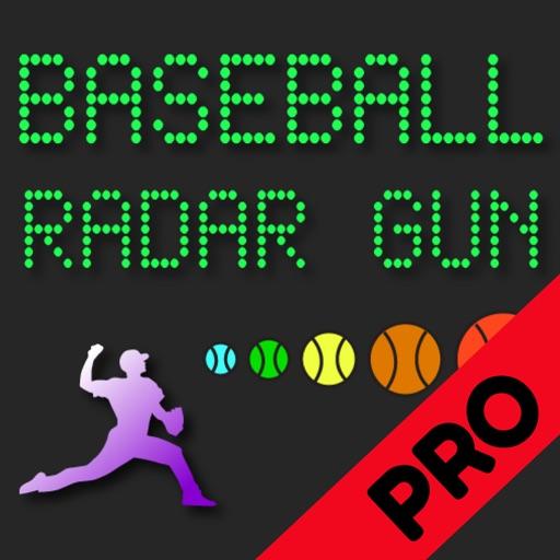 Baseball Radar Gun Pro Speed