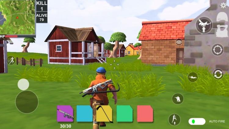 Battle Survival screenshot-5