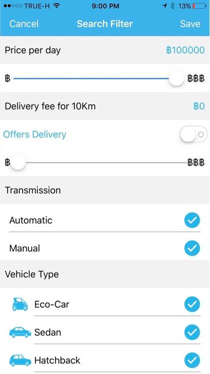 Rent A Car Club screenshot-3