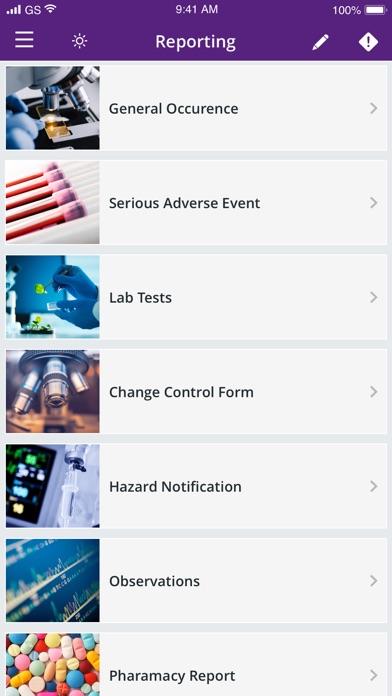 Q-Pulse screenshot one