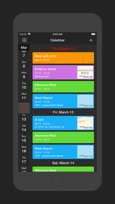 Productive - Daily Planner屏幕截图2