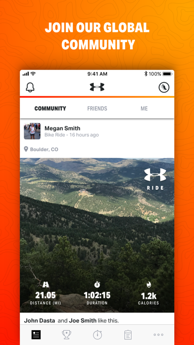 Map My Ride by Under Armour-2