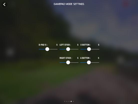 Game Controller Jumping Sumo screenshot 16