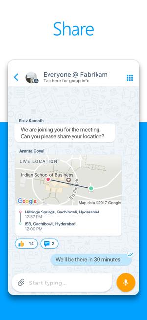 Microsoft Kaizala on the App Store