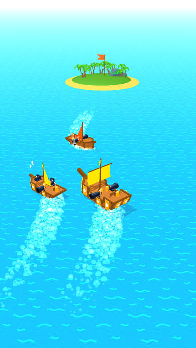 Sea Invaders! screenshot 5