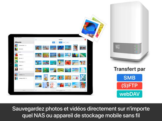 Screenshot #6 pour PhotoSync – transfert photos