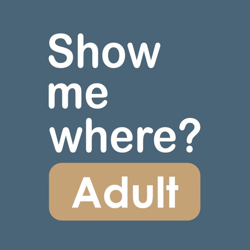 Show Me Where Adult