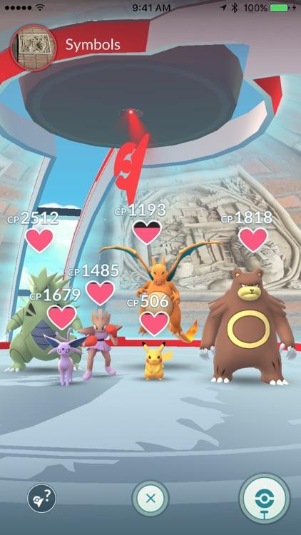 Pokémon GO screenshot-8