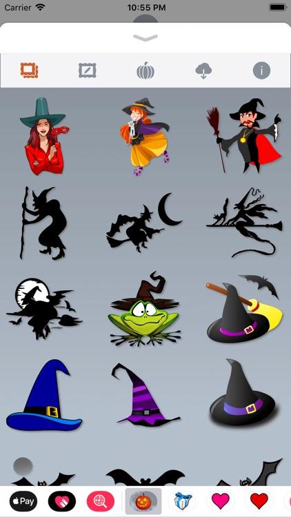 Happy Halloween • Stickers screenshot-6