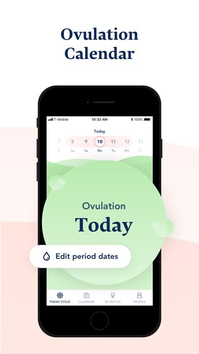 BetterMe: Period Tracker Screenshot