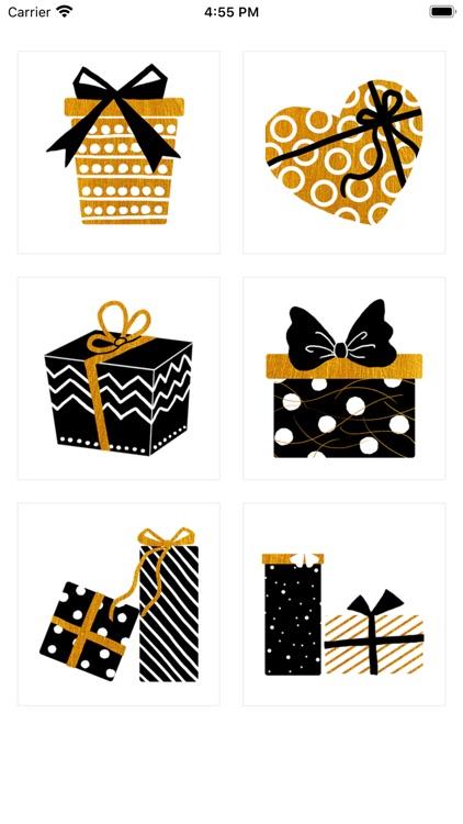 woman's gift Sticker screenshot-3