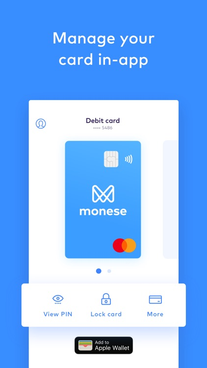 Monese: A Banking Alternative