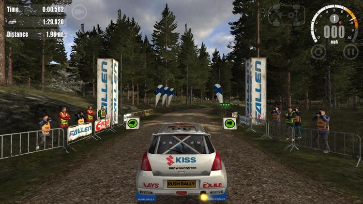 Rush Rally 3 screenshot-0