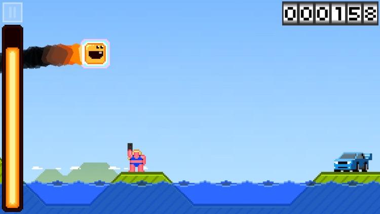 Baby Lava Bounce - GameClub screenshot-3