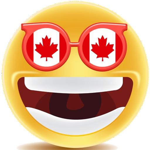 Emojis De La Fête Du Canada