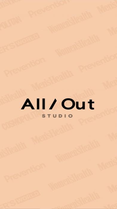 All Out Studio Screenshot