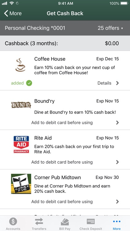 NEFCU Mobile App screenshot-6