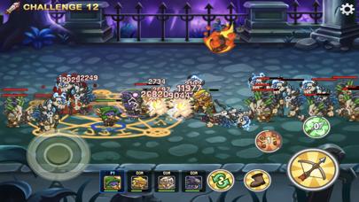Screenshot of MightyKnight 2 App