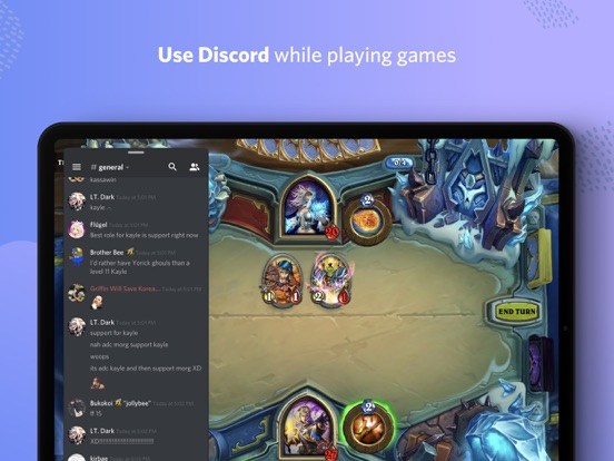 Discord by Discord, Inc  (iOS, United States) - SearchMan